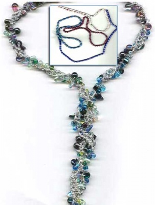 Magnetic Progressions Lariat Plus! - Jewelry Creations