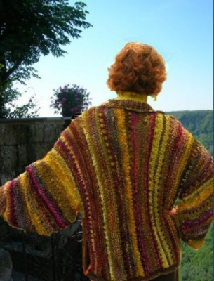 Medici Coat/ pattern by Jane Thornley -