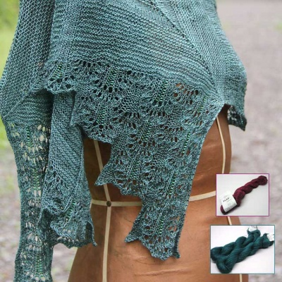 Meta Shawl/ Beaded Kits