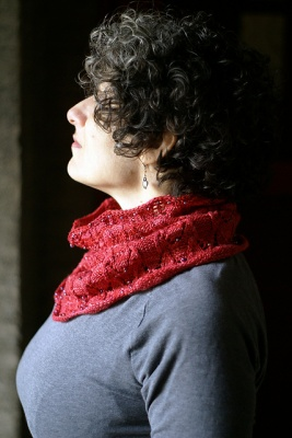 Millefiore Cowl, Wimple and Wristlets/ Beaded Kits