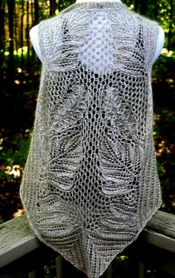 Mithril Vest Pattern/Beaded Lace/ Sunflower Designs - Garments and More