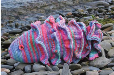 Rainbow Fish/ Pattern from Schaefer - Whimseys