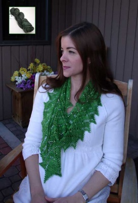 Pasg Scarf/ Beaded Kit