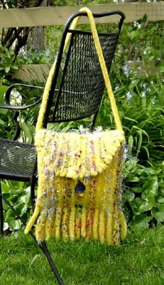 The Goldilocks Bag pattern - Whimseys