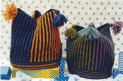 Shadow Hat Pattern/ by Maureen Mason-Jamieson - Hats