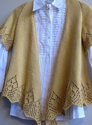 Siolau Cardigan/ Pattern by Abbey Phelps - Garments and More