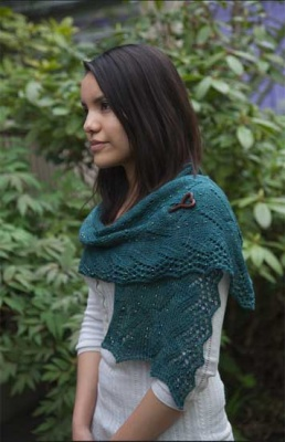 Sister Joan/ Beaded Shawl Pattern by Sivia Harding - Shawls/Stoles