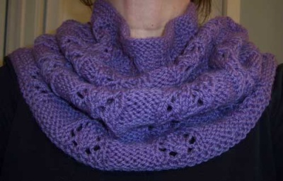 Weather or Not/ pattern by Catie - Scarves and Cowls