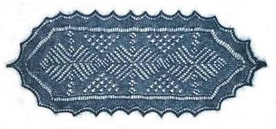 The Whisper Scarves Pattern From Fiddlesticks Knitting